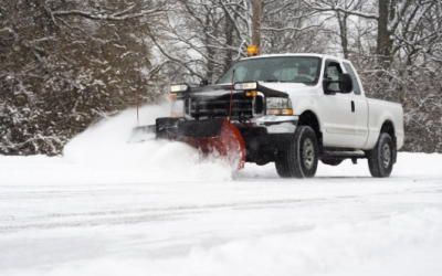 Commercial Snow & Ice Removal Service